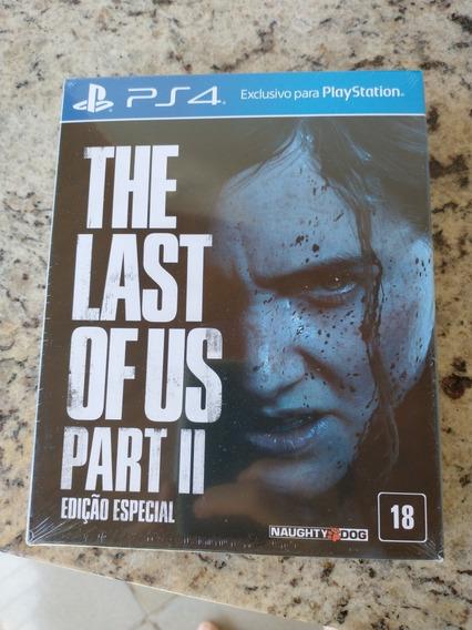 The Last Of Us Part 2 - Edição Especial Steelbook