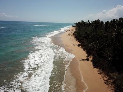 Terreno Con 4 Kilometros De Costa En Punta Cana Y Bavaro