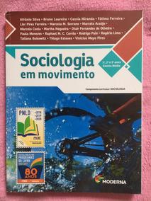 Sociologia Em Movimento 1º, 2º, E 3º Anos - Ensino Médio