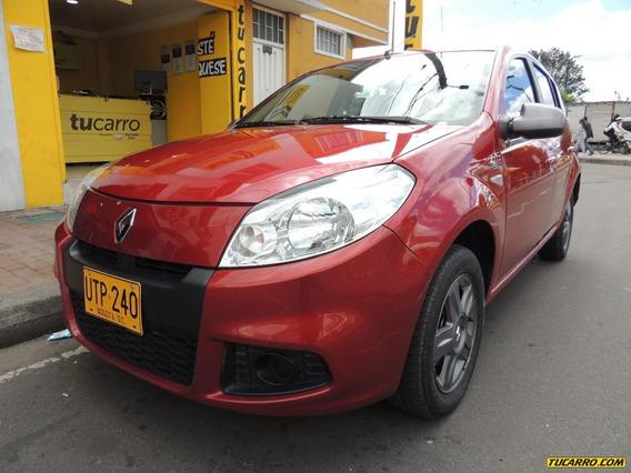 Renault Sandero Expression 45 Años Renaulth 1.6 Aa Mt Fe