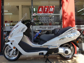 Moto Scooter Keller Jetmax 250 0km 2018 23hp Inyeccion