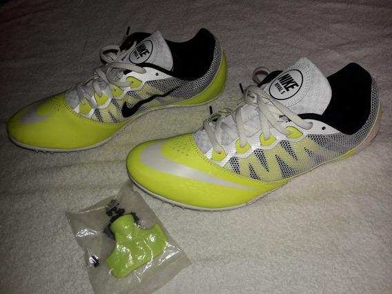 Zapatos Puas De Atletismo 40verdes
