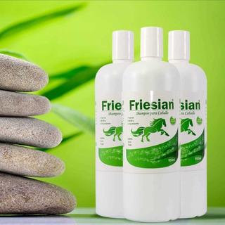 El Original Shampoo Para Caballo Friesian 3x2