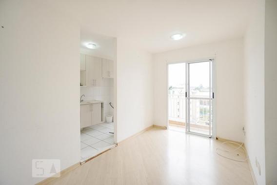 Apartamento No 5º Andar Com 2 Dormitórios E 1 Garagem - Id: 892950043 - 250043
