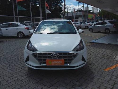 Imagem 1 de 10 de Hyundai Hb20s 1.6 16v Flex Vision Automático