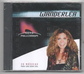 Wanderlea - Novo Millennium Cd Lacrado