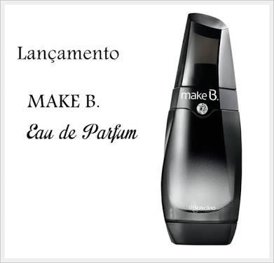 Make B. Eau De Parfum O Boticário , 30ml Oferta