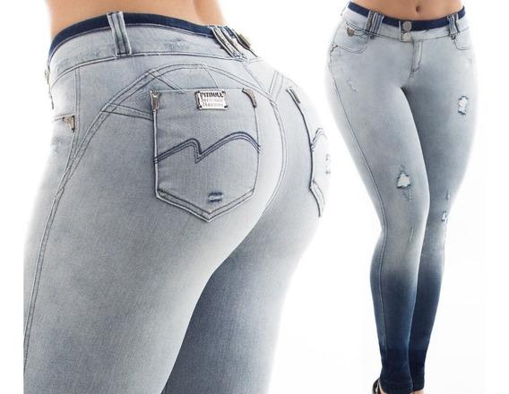 Calça Pit Bull Jeans Levanta Modela Original Outlet