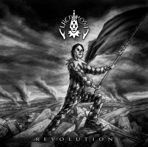 Imagen 1 de 2 de Lacrimosa  - Revolution  - Cd
