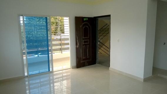 Alquilo Casa Nueva Prox. A Av. 3paq 3hab 2banos.maquiteria