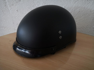 Casco Abierto C/ Gafas Negro Voss Certificación Dot Tallas