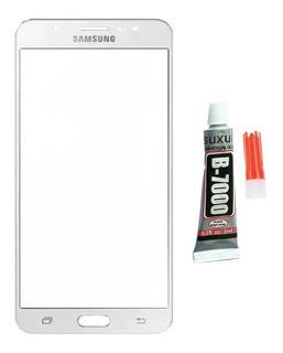 Tela Vidro Galaxy J7 Metal J710m J710 Sm-j710m + B7000