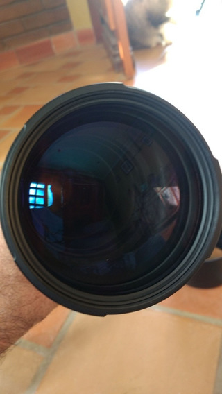 Lente Sigma 170-500 Canon