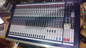 Mesa De Som Soundcraft Gb 2