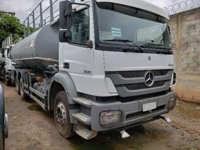 Mercedes-benz Axor 3131 Pipa Gascom Ano 2014