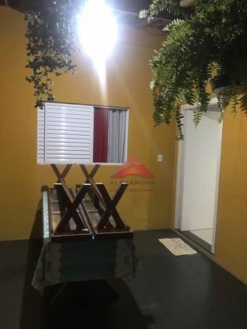 Casa Com 2 Dormitórios À Venda, 70 M² Por R$ 220.000,00 - Conjunto Residencial Dom Pedro I - São José Dos Campos/sp - Ca4638