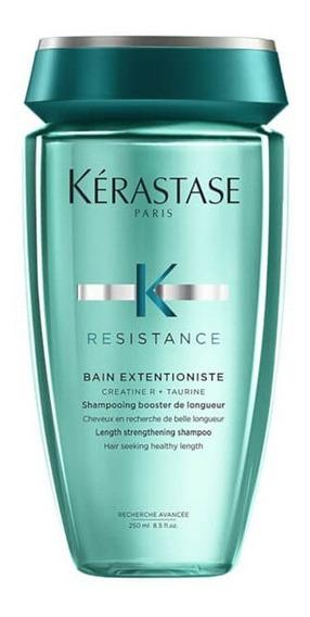 Shampoo Kérastase Resistance Extentioniste 250 + Vela