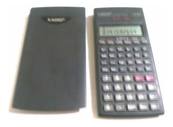 Calculadora Cientifica Kadio Kd-82tl