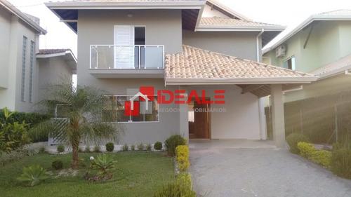 Casa Em Condomínio 3 Suítes Mais Sotão, Mobília Parcial - 807
