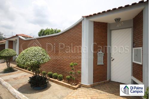 Casa Ampla Com Piscina E Área Verde. - Dp4071