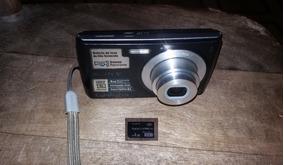 Câmera Fotográfica Sony Cyber-shot Dsc-w510 - 12.1 Mp