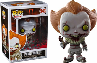 Funko Pop Pennywise 543 - It