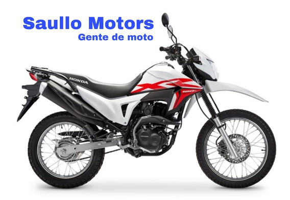 Honda Xr 190l 0km
