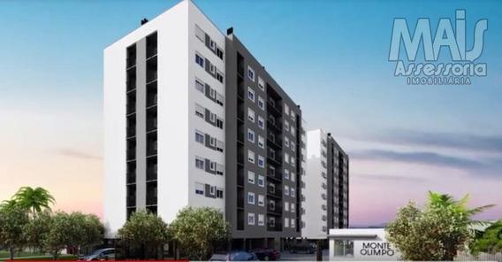 Apartamento Para Venda Em Novo Hamburgo, Rondônia, 2 Dormitórios, 1 Banheiro, 1 Vaga - Lva061_2-981400