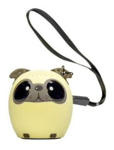 Caixa De Som Bluetooth Mini Pet 3w Bulldog 2980 Exbom