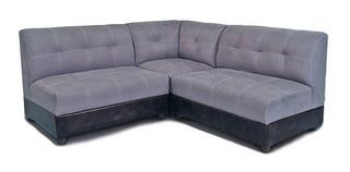 Sala Minimalista Lounge Pequeña Economica Junior Modular