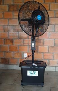 Ventilador Umidificador (climatizador Com Controle)