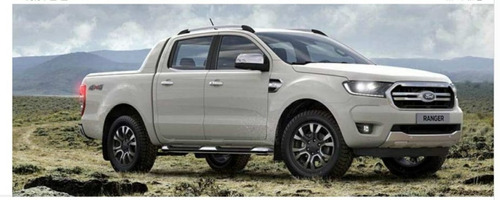 Ranger Limited Automatica Cabina Doble 4x4 3.2