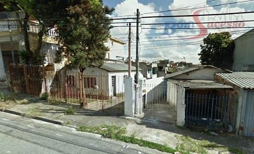 Imagem 1 de 1 de Terreno À Venda, 500 M² Por R$ 550.000,00 - Itaquera - São Paulo/sp - Te0073