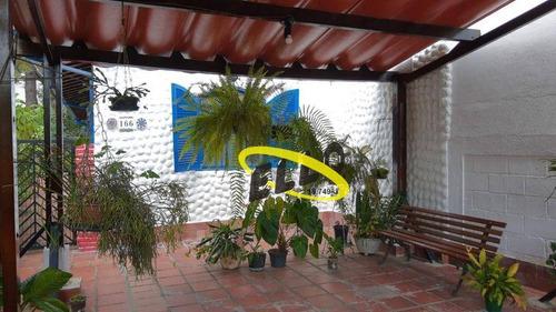 Casa Com 2 Dormitórios À Venda, 72 M² Por R$ 430.000,00 - Jardim Da Glória - Cotia/sp - Ca5125