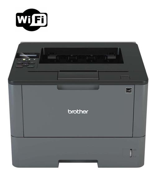Impressora Brother Hl-l5102dw L5102 Laser Mono Wifi Duplex