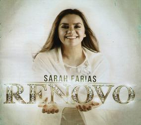 Sara Farias - Cd Renovo + Playback