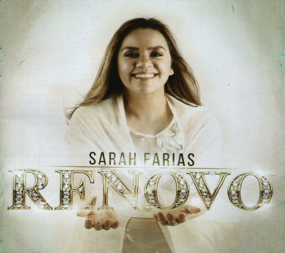Sara Farias - Cd Renovo + Playback