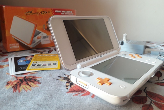 Console New Nintendo 2ds Xl - 32gb - Video-game Desbloqueado
