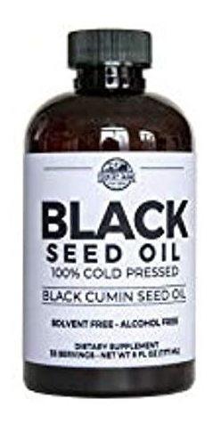 Suplemento Dietético De Aceite De Semilla Negra