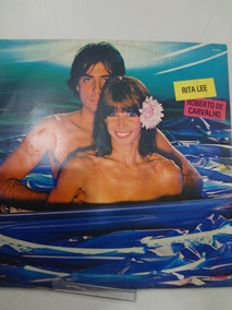 Lp Rita Lee & Roberto De Carvalho 1982 (com Encarte) Sl 16