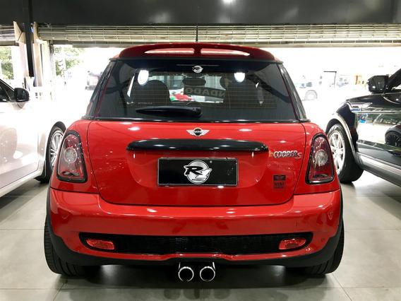 Mini Cooper 1.6 S 16v Turbo Gasolina 2p Automático
