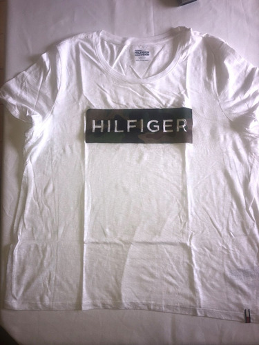 Remera Tommy Hilfiger Mujer Varios Colores Talle Xxl