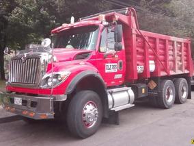 Camiones Volquetas International All Star 7600