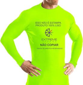 Camisa Proteção Uv 50 Segunda Pele De Compressão Extreme The