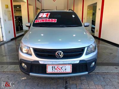 Volkswagen Saveiro 1.6 Cross Ce - 2011 - Blindado