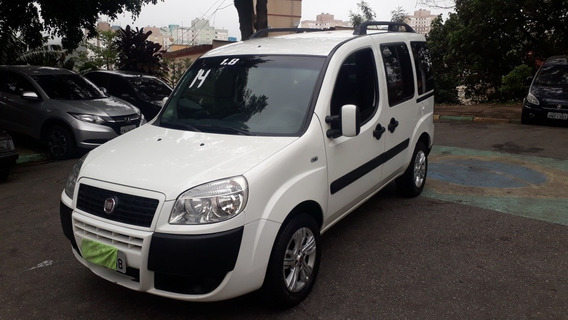 Fiat Doblo 7 Lugares 2014