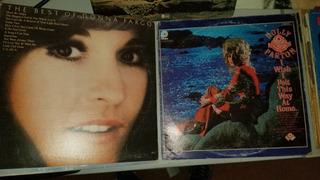 Colección De Lp Vinin Vinilo Country Dolly Parton Donna Farg