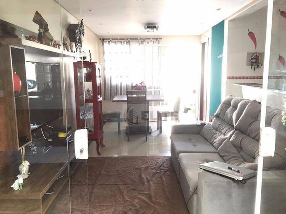Sobrado Residencial À Venda, Vila Curuçá, Santo André. - So1233