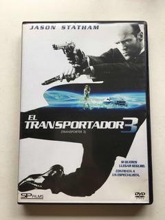 Dvd Original Pelicula El Transportador 3 Cine Coleccion-