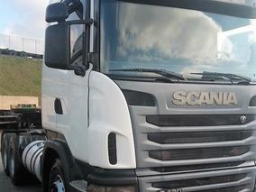 Scania G420 10/11 6x2 Completa Linda!!!